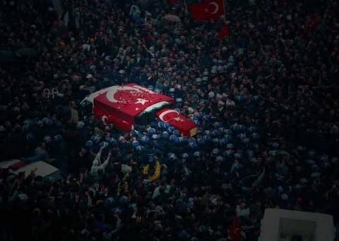 Ey Türk Milliyetçisi, o giden tabut; aslında senin umutlarındı.