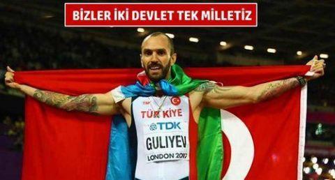 Tebrikler Ramil Guliyev!