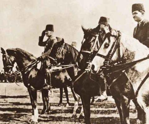 Mustafa Kemâl Paşa